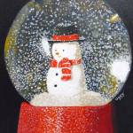 """Snow Globe"" by Oggy"