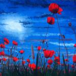 """Storm Poppy"" by Oggy"