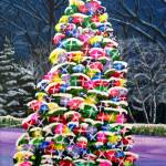 """Xmas  Tree"" by Oggy"