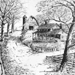 """""""Farm Sketch"""" by amsole"""