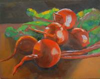 Still Life of Beets