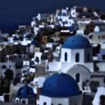 """Santorini"" by horiapopan"