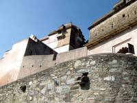 Kumbalgarh Fort Entrance