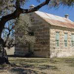 """""""Schoolhouse: Rustic Hill Country"""" by PaulHuchton"""