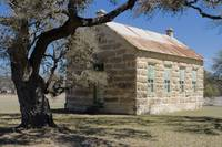 Schoolhouse: Rustic Hill Country
