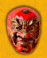 Noh Theater Mask I