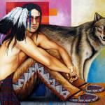 """Free Spirit of The Wolf"" by gcrisostomo"