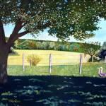 """""""Glenrose Landscape"""" by Tejaartist"""