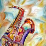 """RAINBOW SAX"" by inowicki"