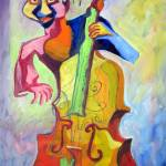 """YELLOW BASS"" by inowicki"