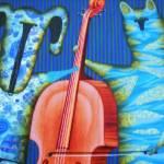 """""""The Cello, by Yuri Kuznetsov, giclee canvas print"""" by stupidfatcat"""