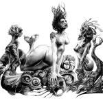 """""""sirens"""" by jameskeatingart"""