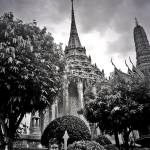 """The Royal Palace Garden in Bangkok"" by TheStand"