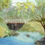 """The Troll Bridge"" by Mesterartshop"