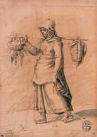 Peasant_Woman_Going_to_Market_1560_Paper