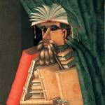 """The_Librarian_1562_Canvas"" by OldWorldPrintShop"