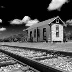 """Exmore Station"" by aktpics"