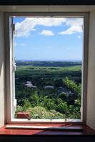 Barbados through a Window