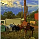 """""""Madrid Mailboxes, Santa Fe"""" by madeline"""