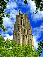 Bell Tower at Riverside Church, NYC