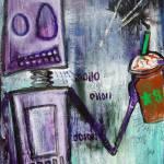 """""""Robo Frappacino"""" by aurailieus"""