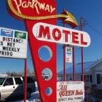 """""""20091228 Parkway Motel"""" by TomSpaulding"""