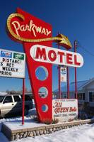 20091228 Parkway Motel by Tom Spaulding