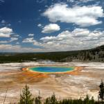 """Grand Prismatic Spring"" by JamineLL"