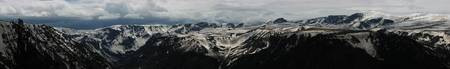 Beartooth Top Panoramic