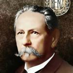 """Karl Benz Portrait"" by melroseelkcamp"