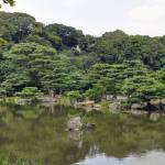 """Kinkaku-ji [ Golden Pavilion ]  Panorama"" by AlexCarbune"