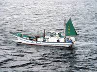 japanese fishing boat