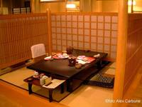 japanese traditional table & dishes (nagano ken )