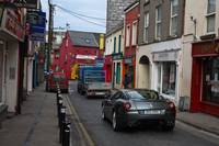 Ferrari on the Streets of Galway