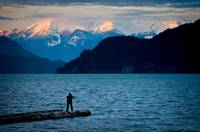 Harrison Lake, British Columbia