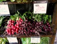 Beets $3.00 bunch