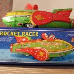 """Rocket Racer"" by emburke"