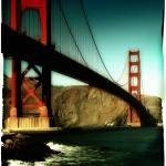 """Golden Gate Edge"" by PadgettGallery"