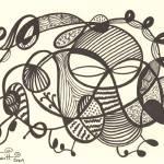 """""""Alien Twirl"""" by jeandewitt"""