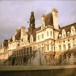 """Hotel de ville- Paris"" by scottkwimer"