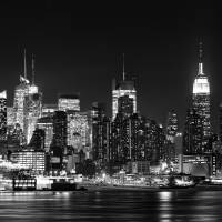 New York City Skyline Art Prints & Posters by Scott Stappenbeck