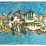 """Fish Festival"" by RickBorstelman"