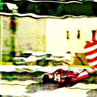 The Race Art Prints & Posters by Eric Staeger