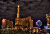 HDR of Paris 2 - Las Vegas