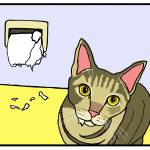 """""""Kitty Litter Cat"""" by KittyLitter"""