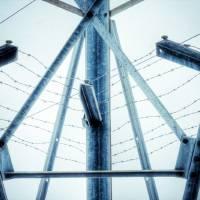 don't climb. Art Prints & Posters by Mark Huber