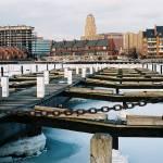 """""""Docks in Ice"""" by kcam"""