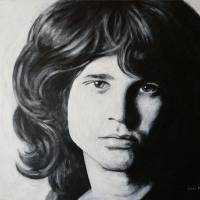 Jim Morrison Art Prints & Posters by Sara Field