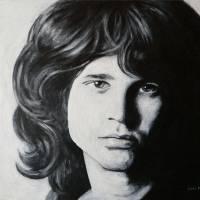 Jim Morrison Art Prints & Posters by Sara Field