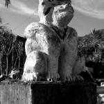 """Cool statue in Orosi"" by scottkwimer"